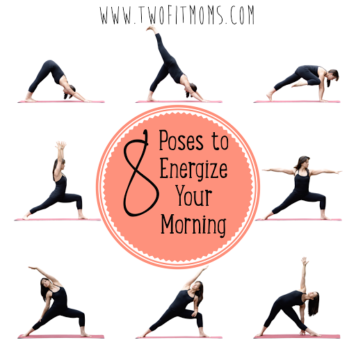 8 Poses to Energize Your Morning