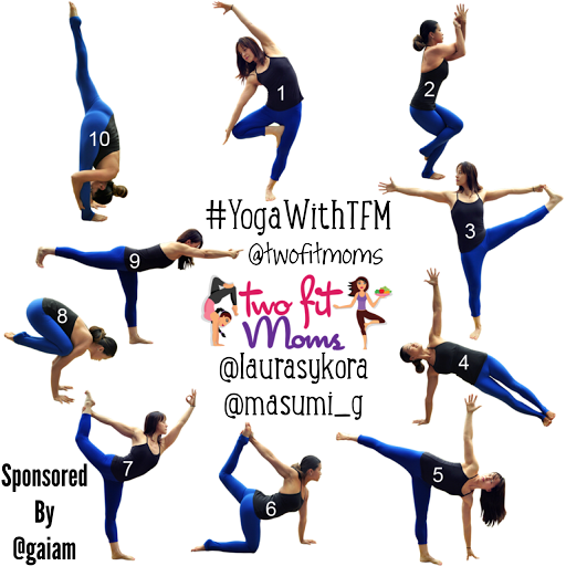 #YogaWithTFM December Challenge!